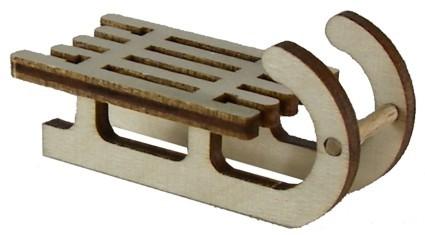 Schlitten ohne Ladung L 45mm
