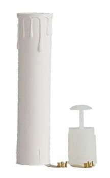 Plasteschaft komplett für LT 14er. beige