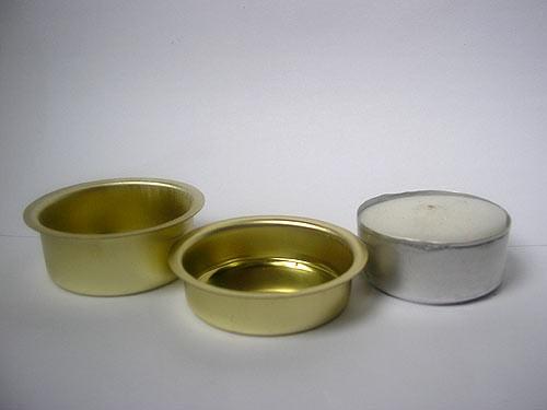 Lichtertelleneinsatz 40er für Teelicht