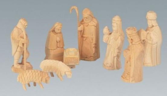 """Figuren """"Christi Geburt"""" 15cm"""