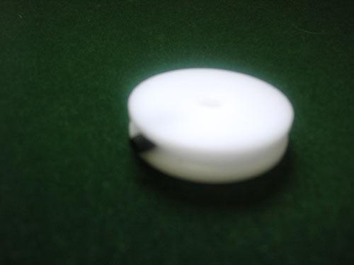Riemenscheibe Durchmesser 35mm, Nut 3mm