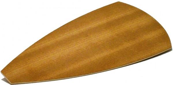 Pyramidenflügel Sperrholz Mahagoni 100mm