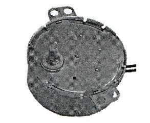 Pyramidenmotor 220 V, Import, 7 U/Min