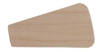 Pyramidenflügel Blattlänge 120mm