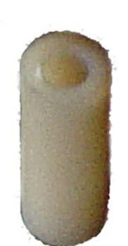 Schlauchkupplung aus Vulkollan Ø 8 x 20mm