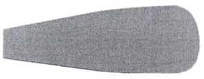 Pyramidenflügel Sperrholz, BL: 120 mm
